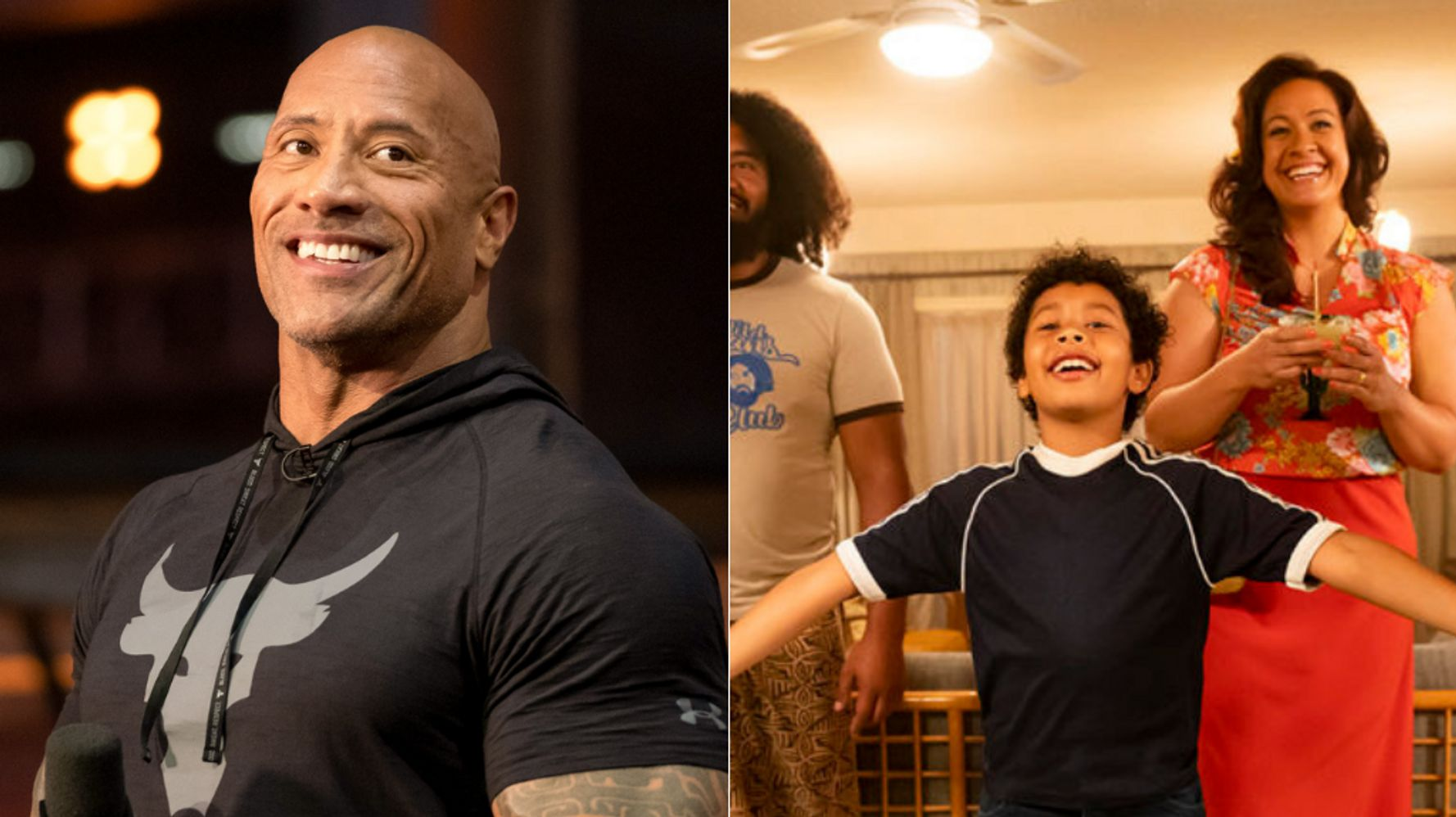 Watch Dwayne Johnson's Childhood In NBC's 'Young Rock' Trailer