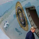 Comment Trump pourrait profiter d'Air Force One jusqu'à la dernière