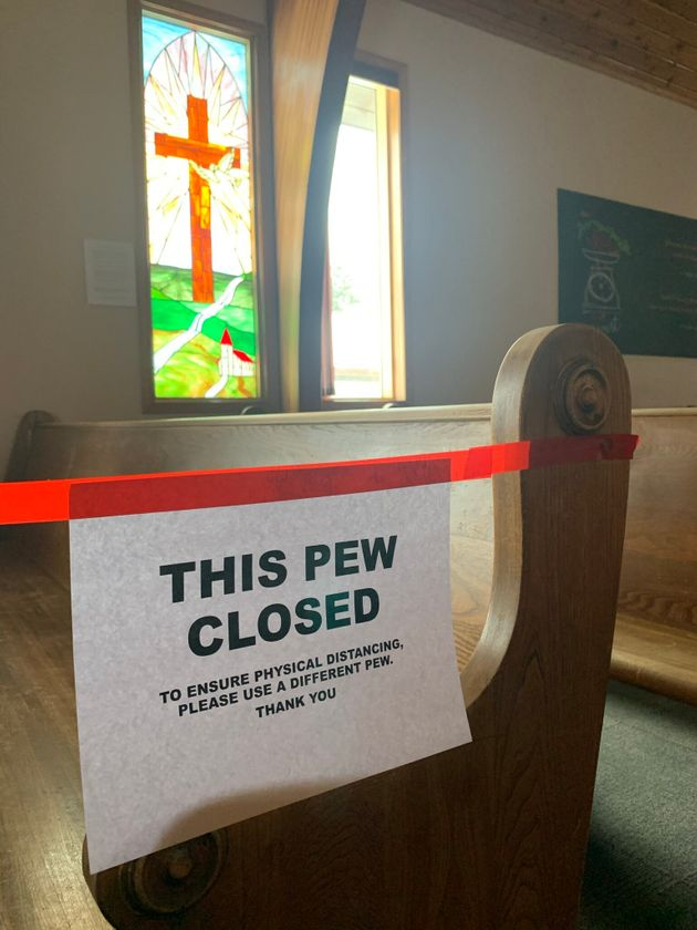 Many churches across Canada are required to limit in-person gatherings, but in some high-profile cases,...