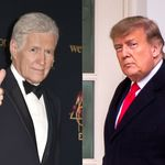 Alex Trebek Will Be In Trump's 'American Heroes' Statue