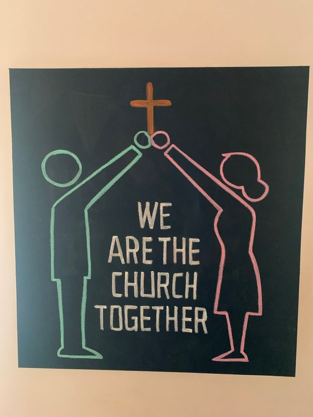 Gathering in-person isn't what defines a church and its