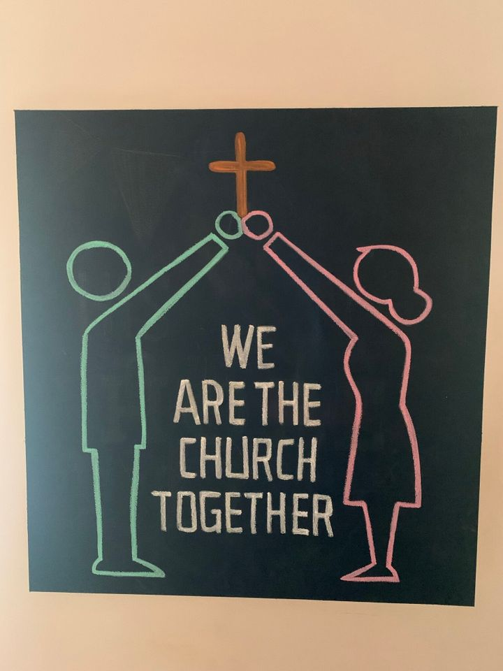 Gathering in-person isn't what defines a church and its congregation.