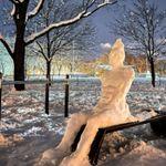 Les plus beaux bonhommes de neige du