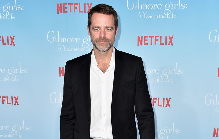 "David Sutcliffe at the premiere of Netflix's ""Gilmore Girls: A Year In The Life"" on Nov. 18, 2016."