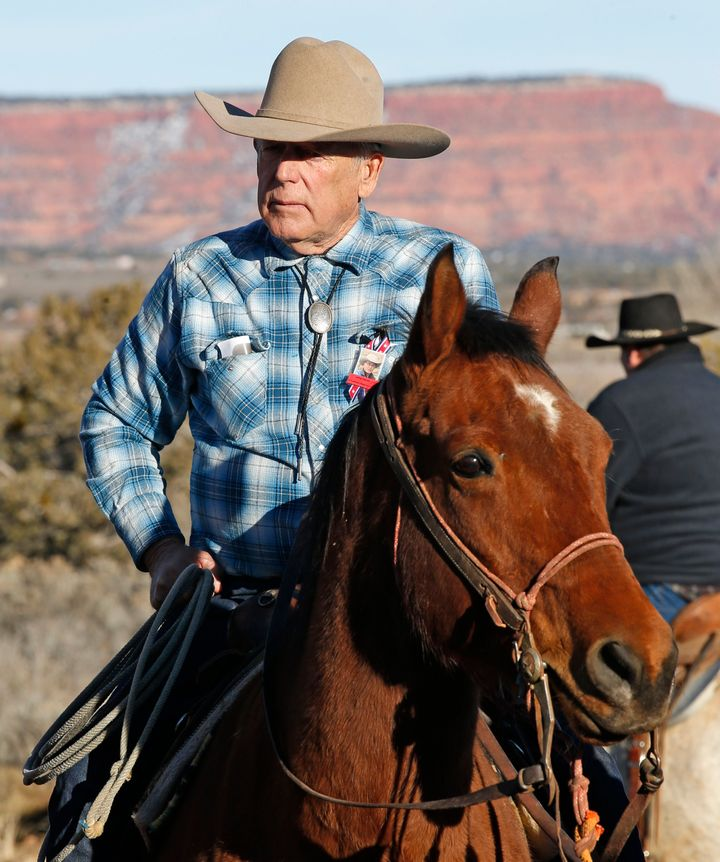 Cliven Bundy continues to graze cattle on federal land without paying fees.