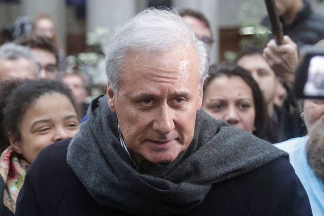 Le dossier avait contraint Georges Tronà démissionner du secrétariat d'État à la Fonction publique dans...