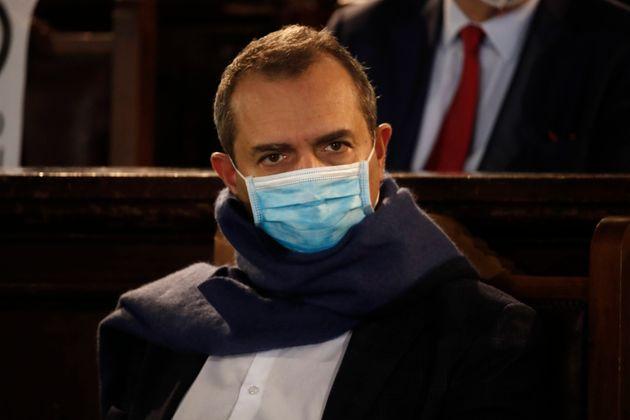 "De Magistris: ""Mi candido a presidente della Calabria"""