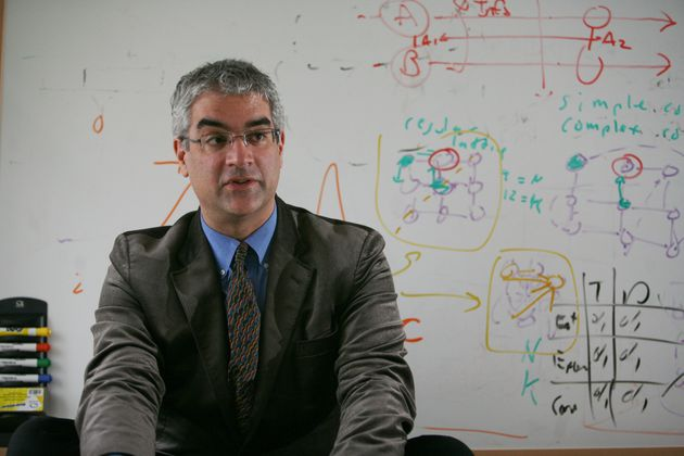 Nicholas Christakis, en el año