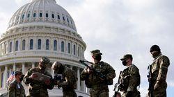 Washington se blinda dos días antes de la toma de posesión de Joe