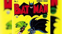 Ce premier comics de Batman s'est vendu plus de 2 millions de