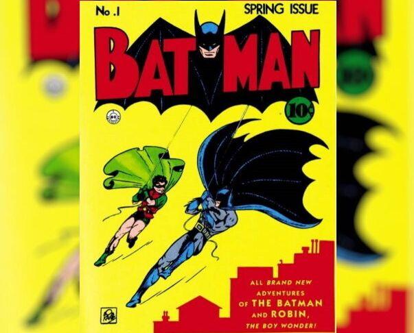 le comics Batman #1 s'est vendu plus de 2 millions de
