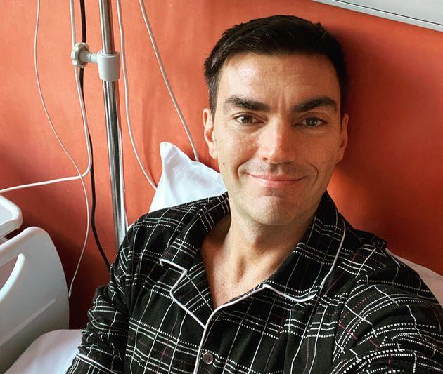 """Gabry Ponte operato al cuore: """"Una notte in cardiorianimazione, ora sono in reparto"""""""