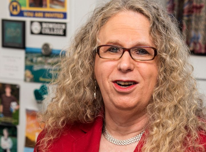 Dr. Rachel Levine is poised to become the firstopenly transgender federal official to be confirmed by the U.S. Senate.