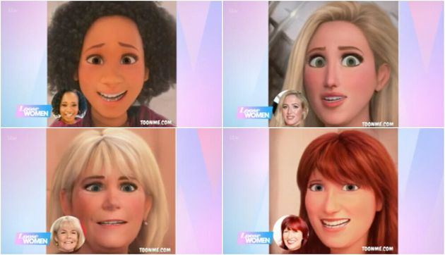 The Loose Women as