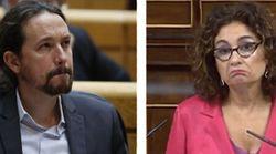 Iglesias se ratifica sobre Puigdemont y los republicanos y el PSOE dice que estos no