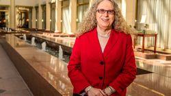 Rachel Levine est la première femme trans nommée dans l'administration