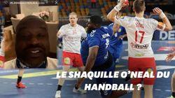Qui est ce joueur star du Mondial de handball, que même Shaquille O'Neal a