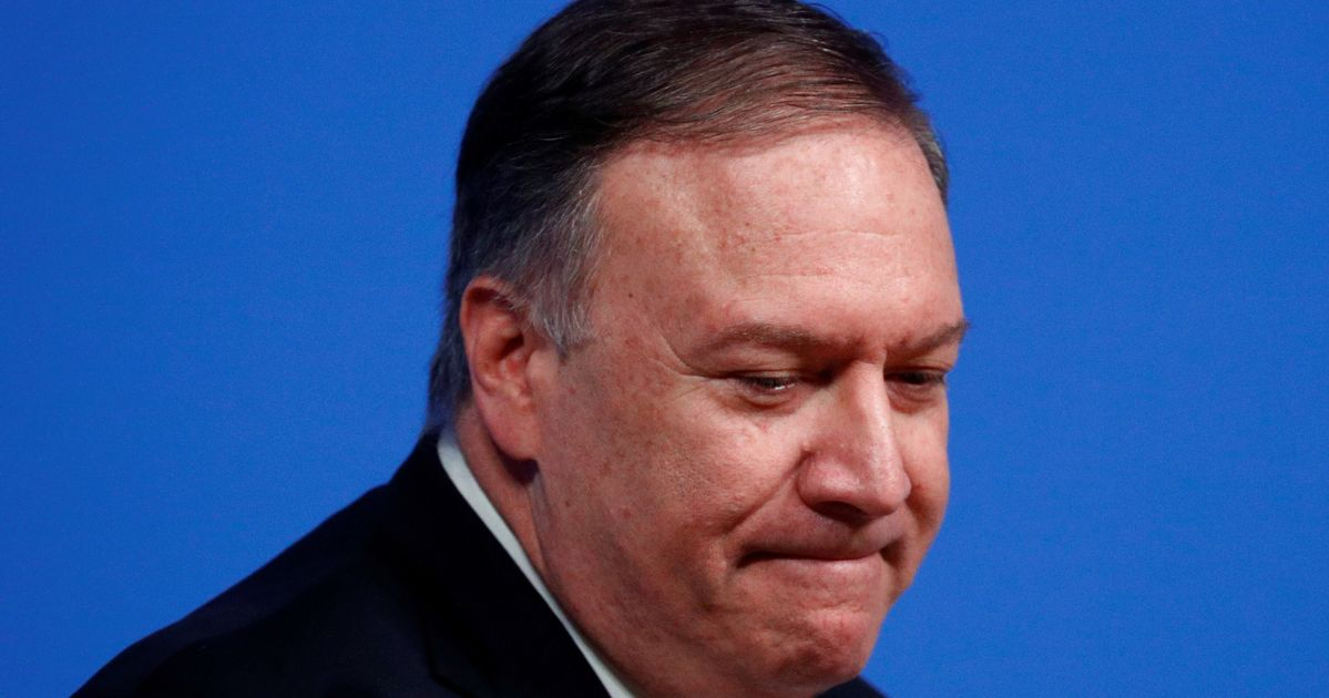 Mike Pompeo Insists Multiculturalism Is 'Not Who America Is'