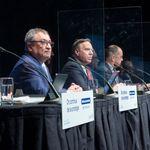 Legault demande à Ottawa d'interdire tous les vols internationaux non