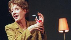 L'actrice Catherine Rich, second rôle bien connu, est