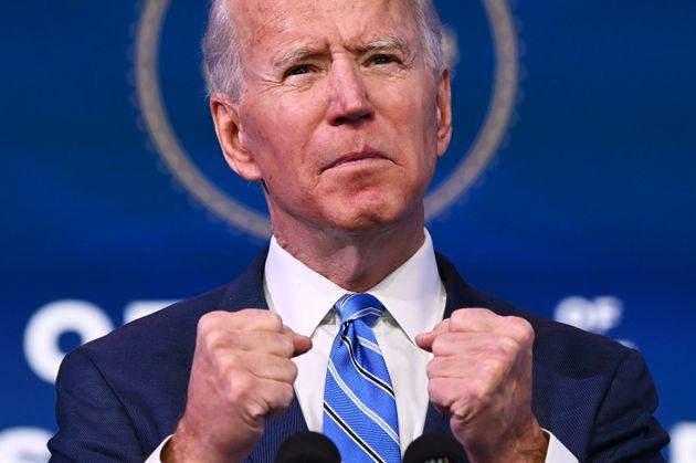 El presidente electo de EEUU, Joe Biden, en una imagen del 14 de enero de