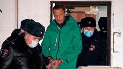 Ναβάλνι από την φυλακή: «Δεν μετανιώνω που γύρισα στη