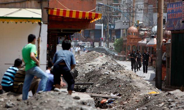 Οι ΗΠΑ χαρακτήρισαν γενοκτονία την καταστολή των Ουιγούρων από την