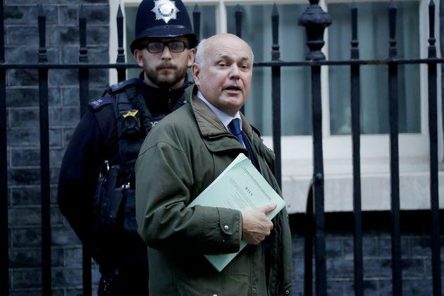 Iain Duncan Smith, former Tory