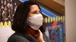 Maracineanu espère rouvrir les salles de sport rapidement grâce aux masques