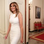 Melania Trump Breaks Century-Old Tradition By Skipping Jill Biden
