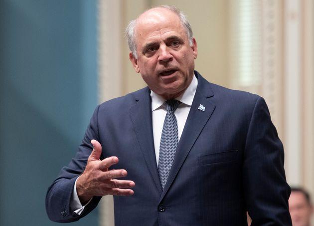 Le gouvernement ayant refusé d'endosser la recommandation d'Ariane Mignolet, Pierre Fitzgibbon...