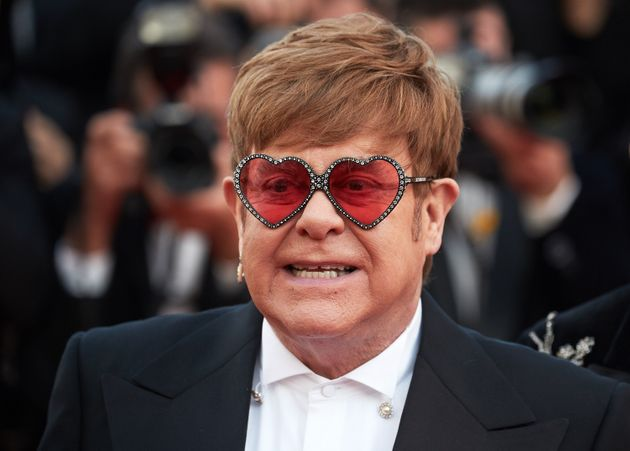 Sir Elton John is among more than 100 music stars who have hit out at the