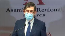 El consejero de Salud de Murcia justifica su vacunación y no