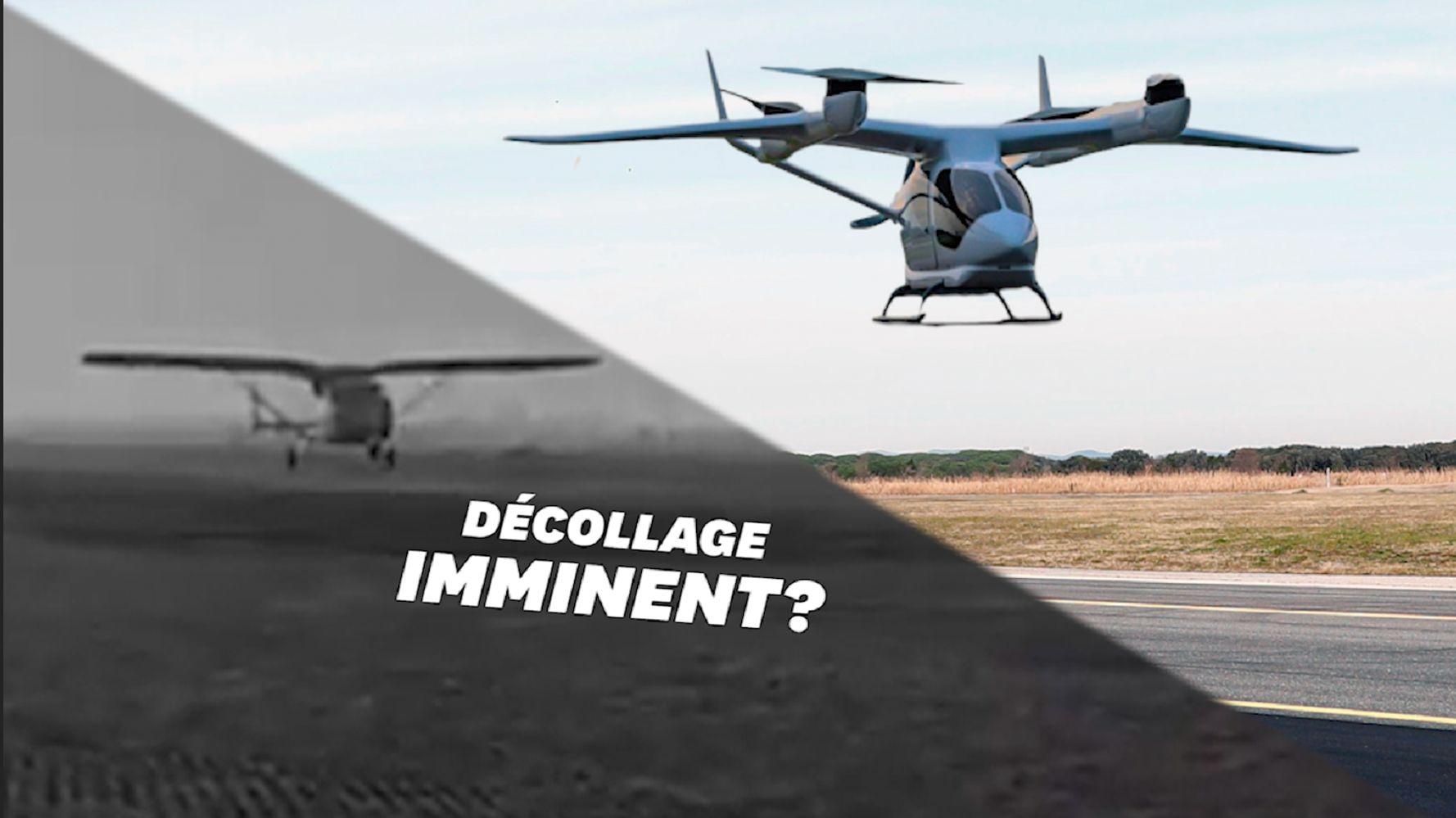 Y aura-t-il des voitures volantes aux Jeux Olympiques de Paris 2024?