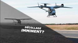 Y aura-t-il des voitures volantes aux Jeux Olympiques de Paris