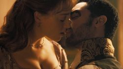 Las escenas de sexo de 'Los Bridgerton' se cuelan en los portales