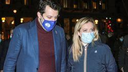 Aiuto sovranista a Trump: Bruxelles condanna l'assalto al Congresso, Salvini e Meloni