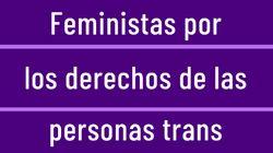 Cientos de feministas y más de 80 colectivos impulsan un manifiesto por los derechos de las personas