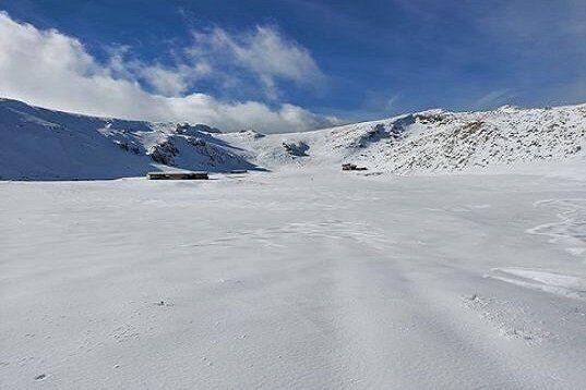 Παρνασσός όπως Ανταρκτική: Στους μείον 28 βαθμούς η