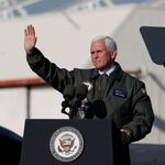 Le message d'adieu de Pence contient une omission flagrante... et les gens l'ont
