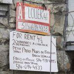 Un organisme réclame un gel des loyers au Québec pour