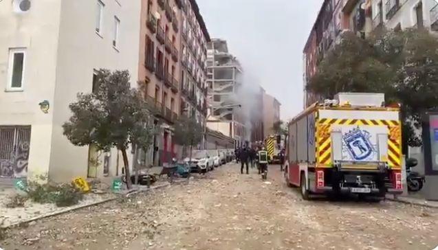 El Café Pavón de Madrid acoge a los ancianos de una residencia tras la explosión