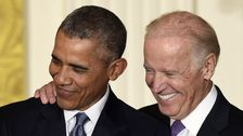 Barack Obama Shares Sweet Message Of Congratulations For 'My Friend' Joe Biden