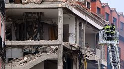 Une explosion due au gaz ravage un immeuble de Madrid, au moins 3