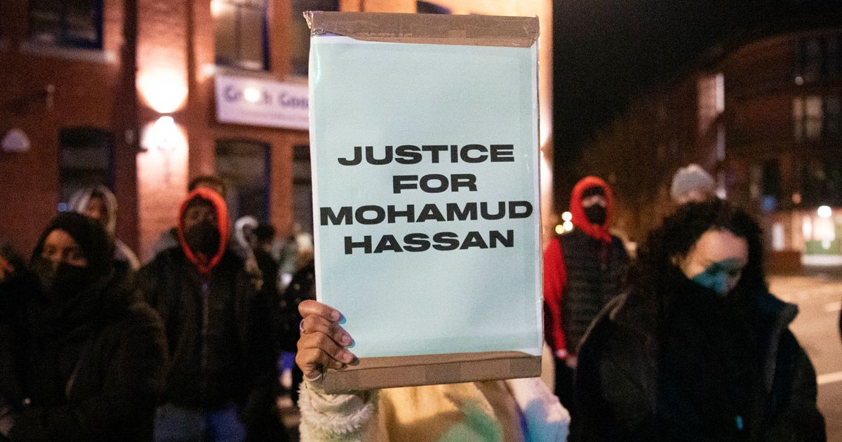 Mohamud Hassan: Campaigners Urge Police To Release Footage Of Hours Before Man's Death