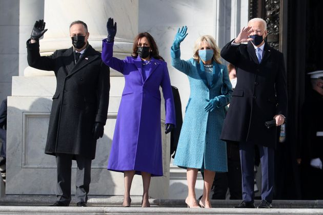 """Joe Biden presidente, la cerimonia del giuramento. """"È un nuovo giorno in America"""""""