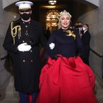Lady Gaga's Inauguration Performance – And Her Outfit – Get The Thumbs Up On Social