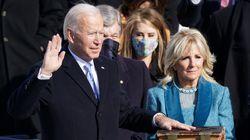 Joe Biden toma posesión como 46º presidente de Estados