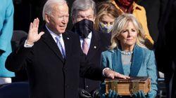 Joe Biden Sworn In As 46th President Of The United