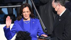 Kamala Harris Becomes Vice-President Of The United